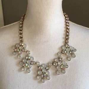 J.Crew bubble statement necklace